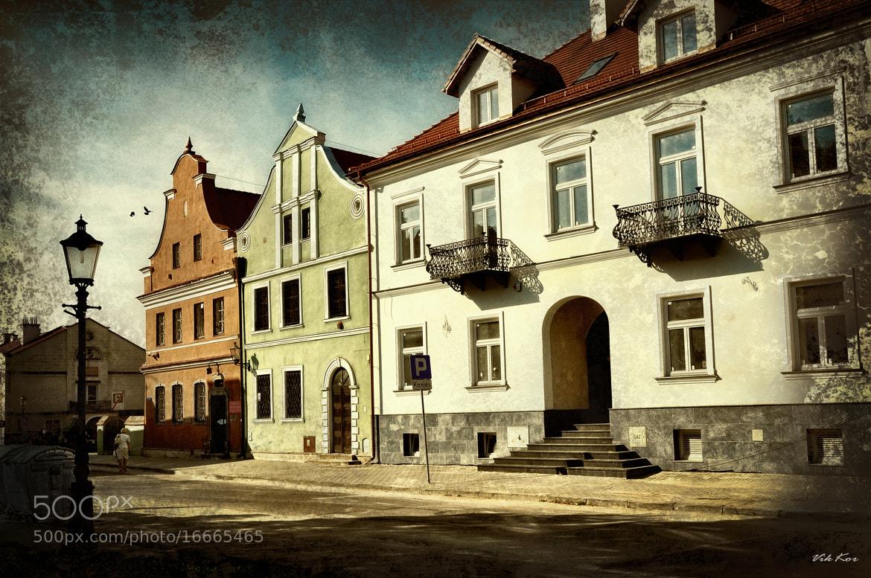 Photograph Ancient streets of Radom** by Viktor Korostynski on 500px