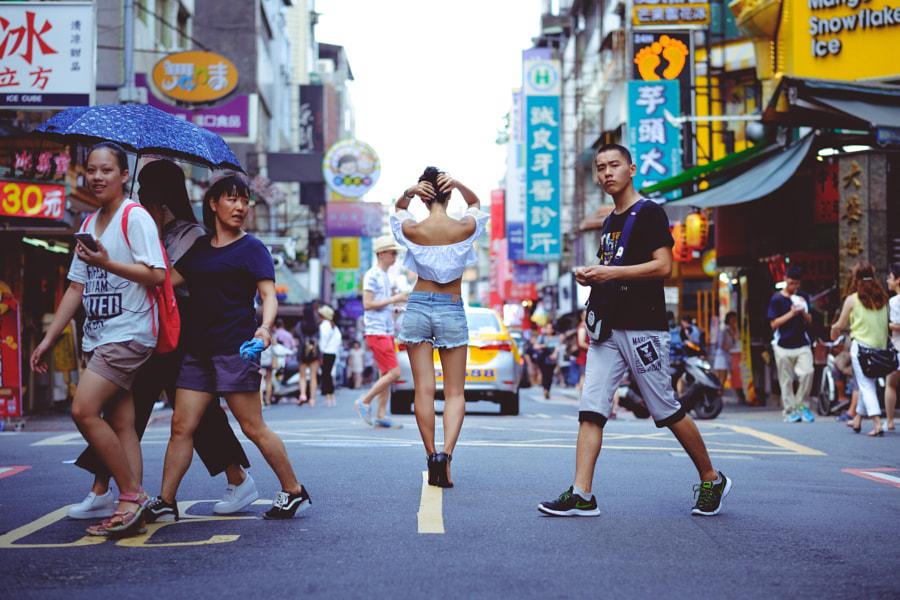 It's Hot in Taipei