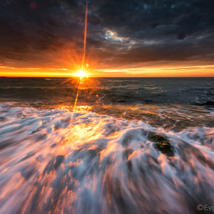 Еxplosion of light