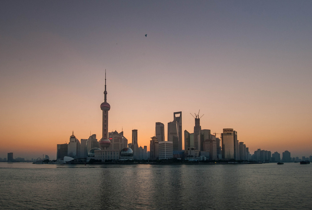 Photograph Shanghai Dawn by Viktor Chan on 500px