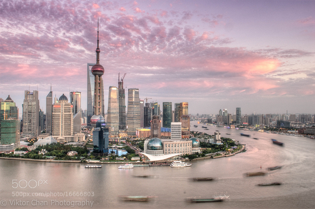 Photograph City of the future by Viktor Chan on 500px