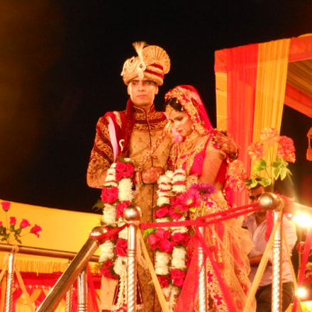 Indian Wedding, Nikon COOLPIX S6150