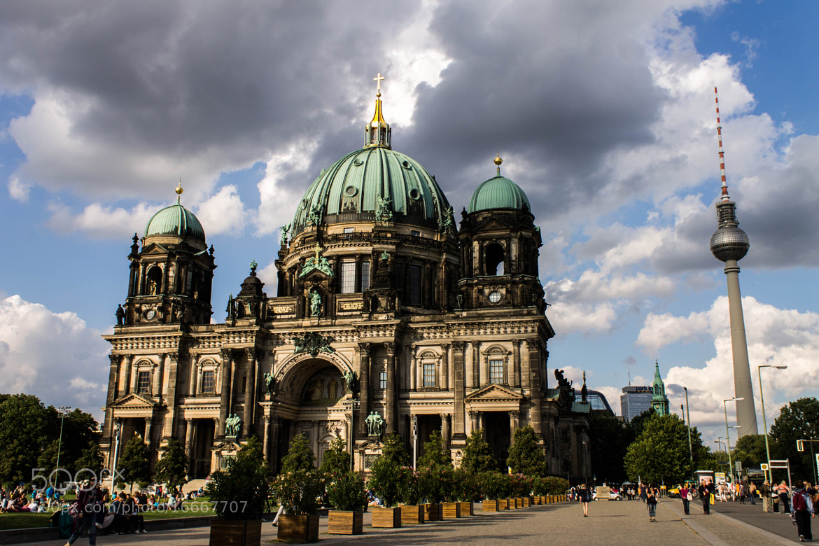 Photograph Berliner Dom II by Borja Sáez on 500px
