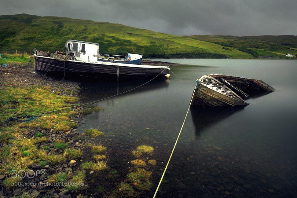 Photograph Abandoned by Kilian Schönberger on 500px