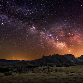 Milky way by inigo cia (inigocia)) on 500px.com