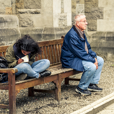streets of dublin, Canon EOS 1100D, Sigma 18-125mm f/3.8-5.6 DC OS HSM