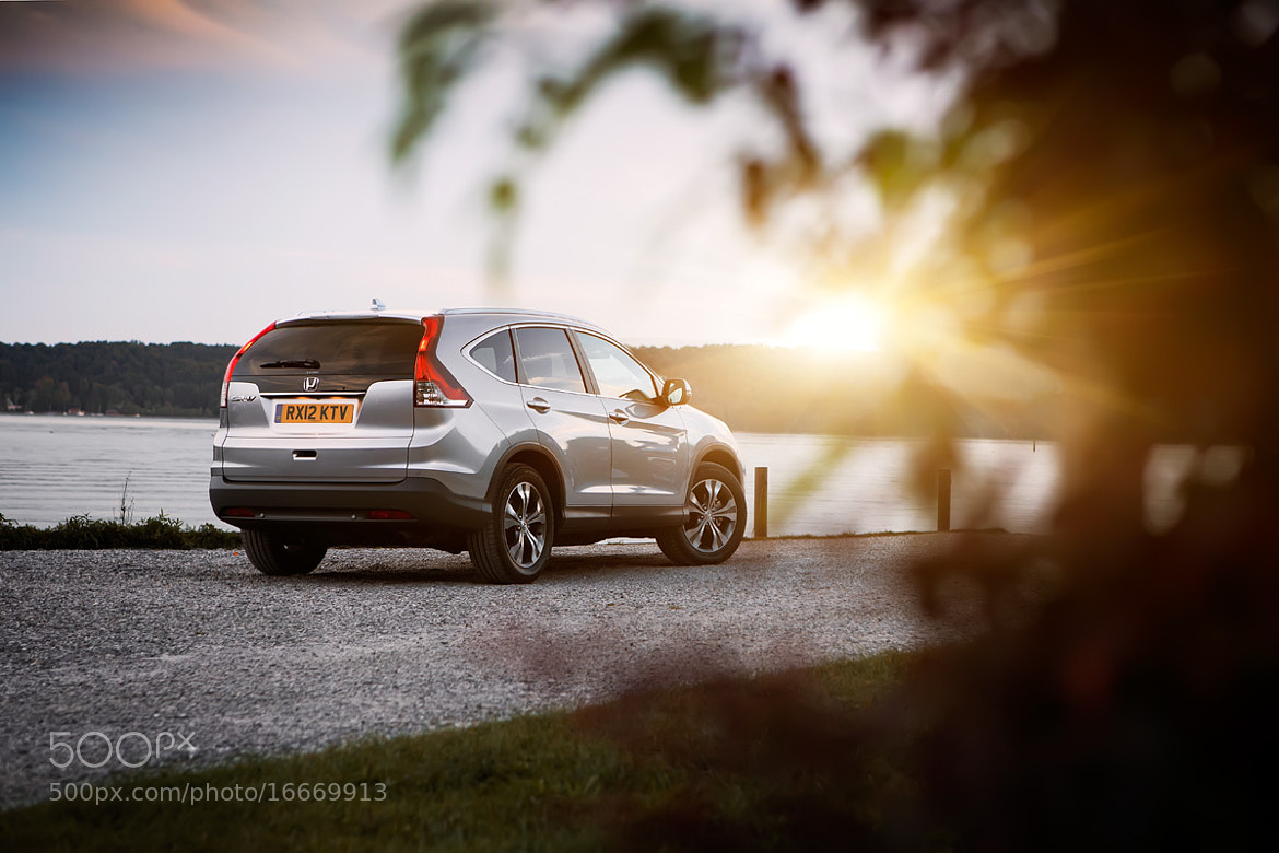 Photograph Honda CR-V by Ivan Barinov on 500px