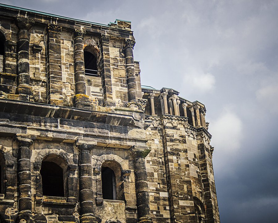Porta Nigra #5 by Son of the Morning Light on 500px.com