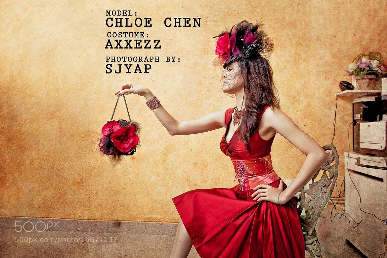 Photograph AXXEZZ X Chloe Chen by SJ Yap on 500px