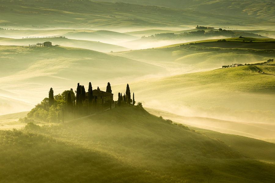 Toscana by Peter Fabianek on 500px.com