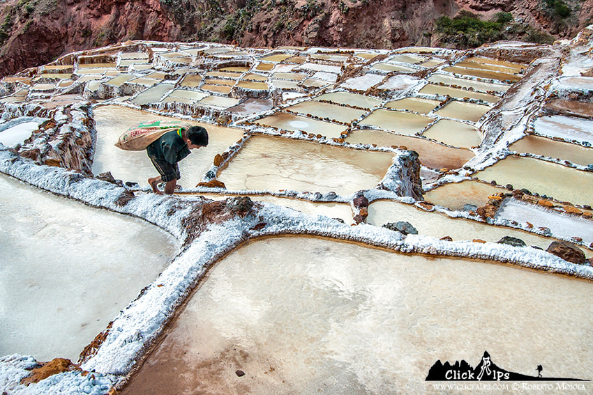 Photograph Inca Salt Workers by Roberto Sysa Moiola on 500px