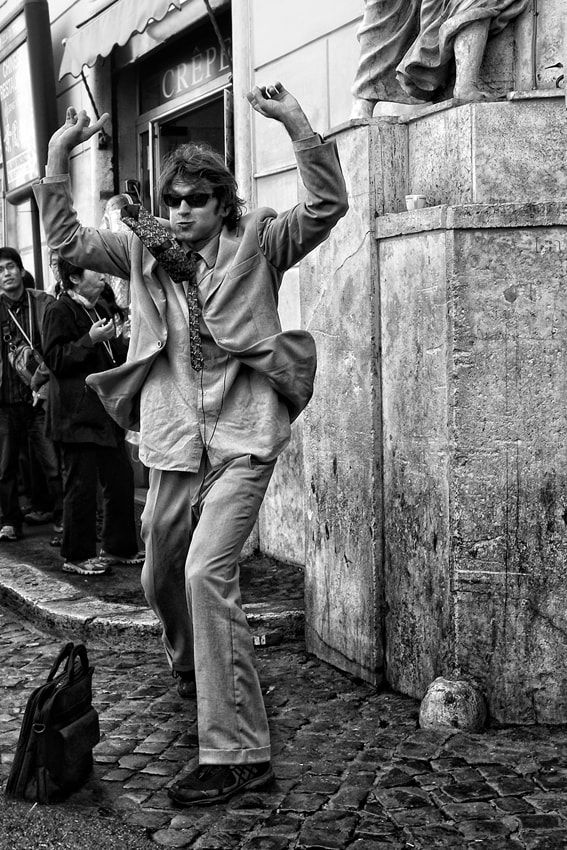Photograph Street Jigging by mario pignotti on 500px