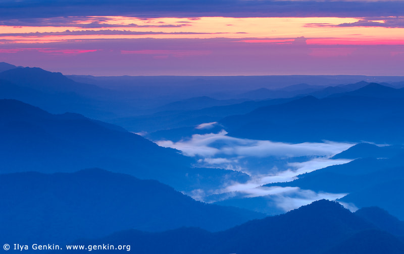 Photograph Dawn from Point Lookout by Ilya Genkin on 500px