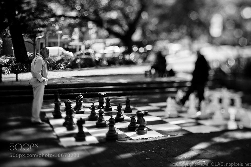 Photograph black-white white-black by Pawel Olas on 500px