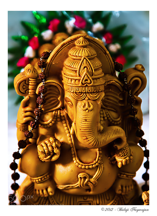 Photograph Ganesh by Balaji Nagarajan on 500px