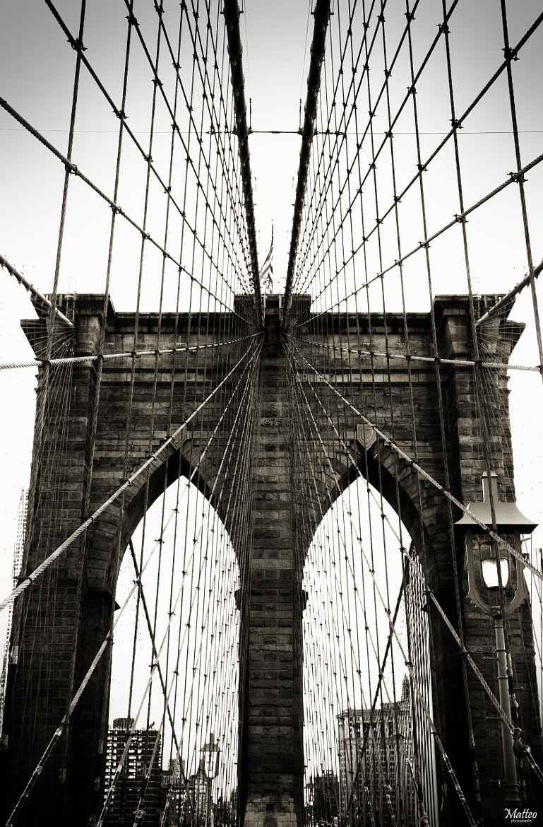 Photograph Gate to Brooklyn by Matteo T on 500px