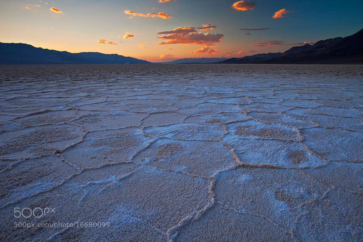 Photograph Badwater Solitude by Dee Nichols on 500px