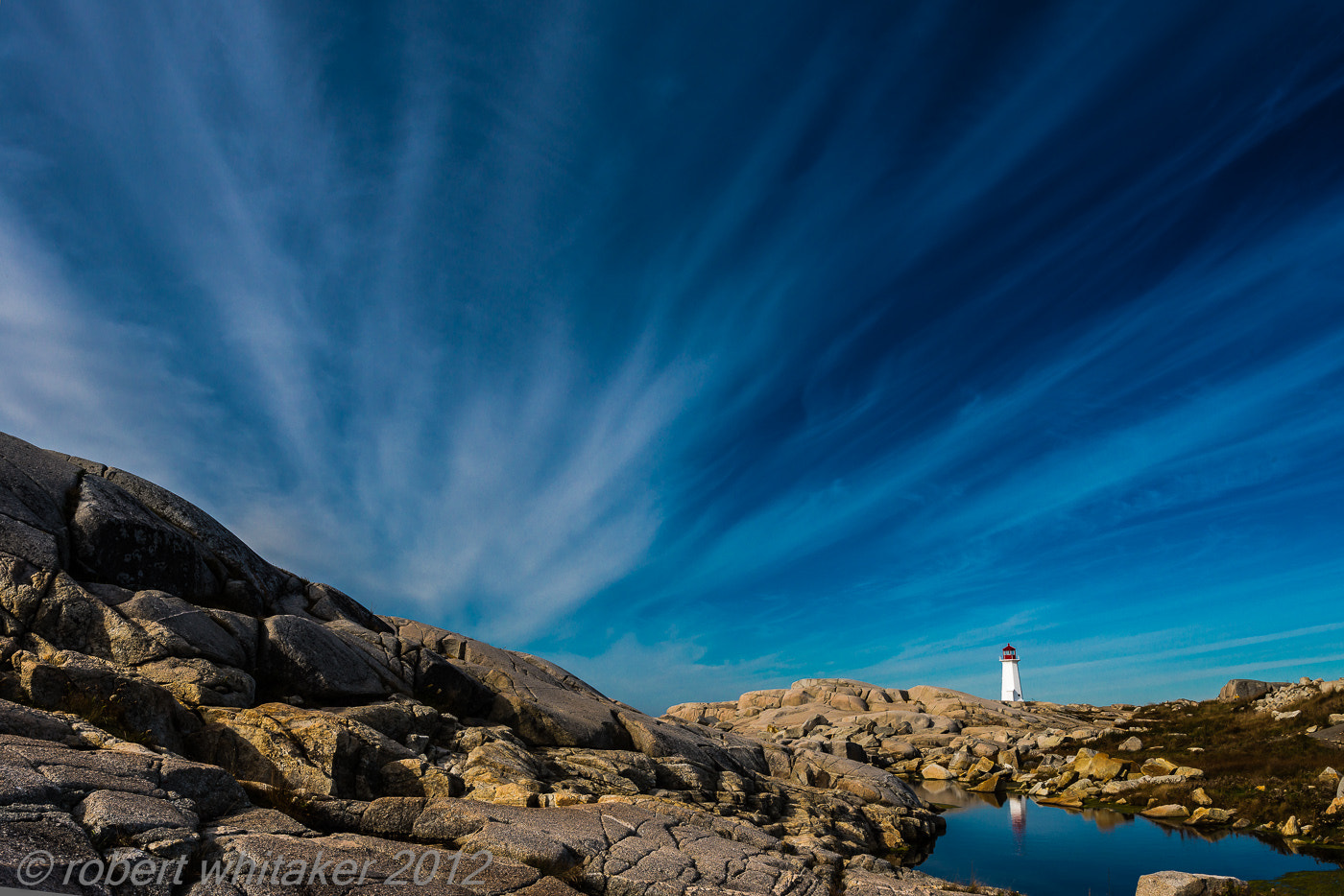 Photograph Peggy's Cove Nova Scotia by Robert Whitaker on 500px