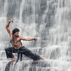 Way of the warrior by Benjamin Von Wong (vonwong)) on 500px.com