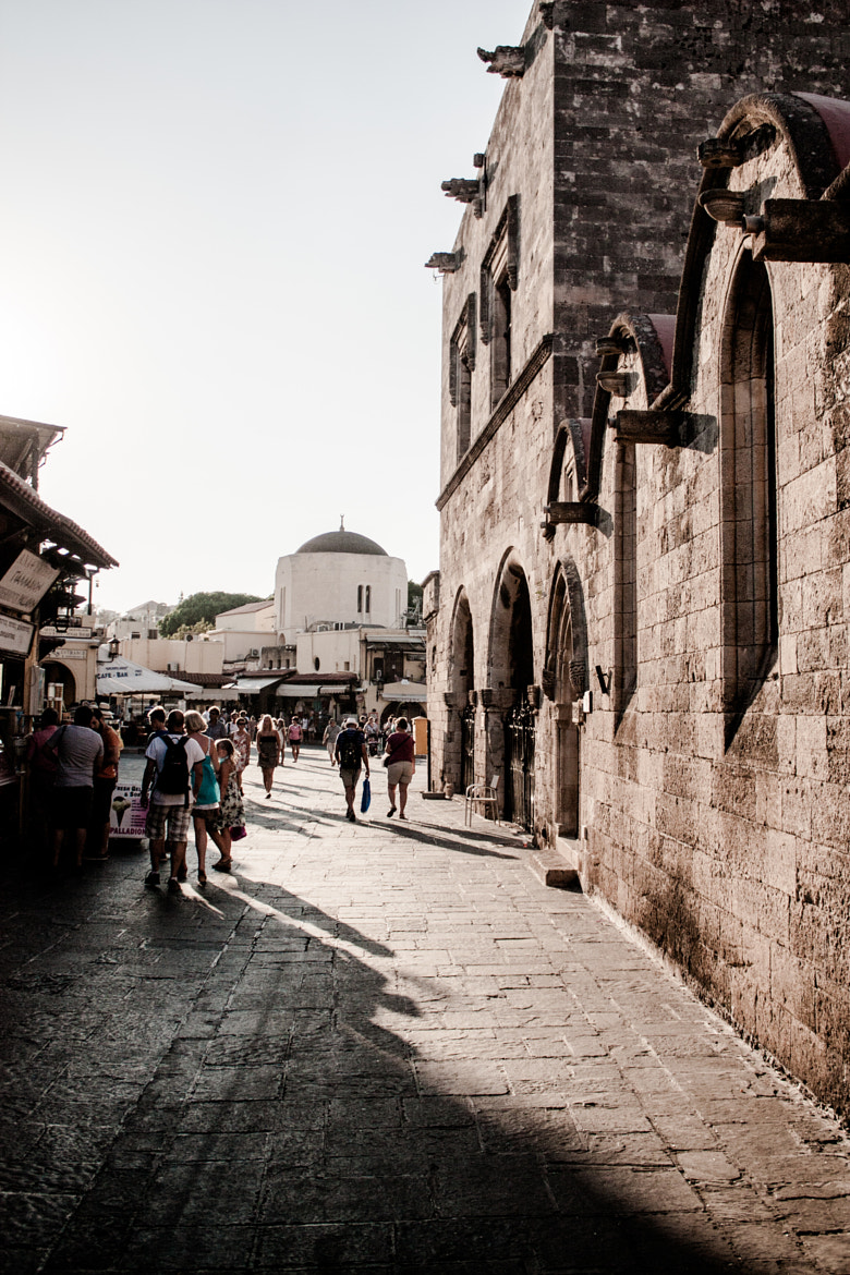 Photograph Where the knights walked by Ilias Katsouras on 500px