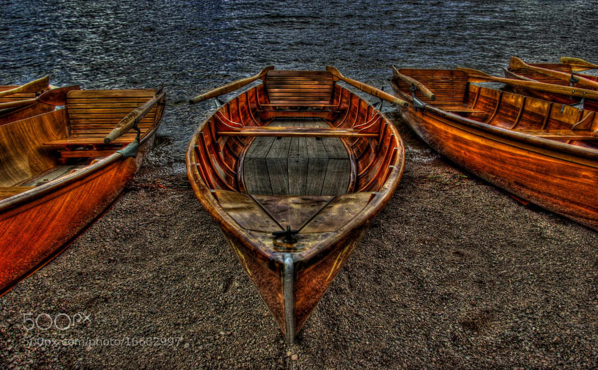 Photograph BOATS (HDR) by Kersten Studenski on 500px