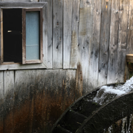 Watermill, Canon EOS 1000D