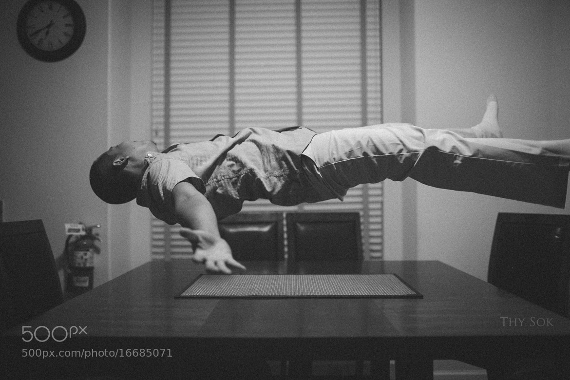 Photograph Levitating by Thy Sok on 500px