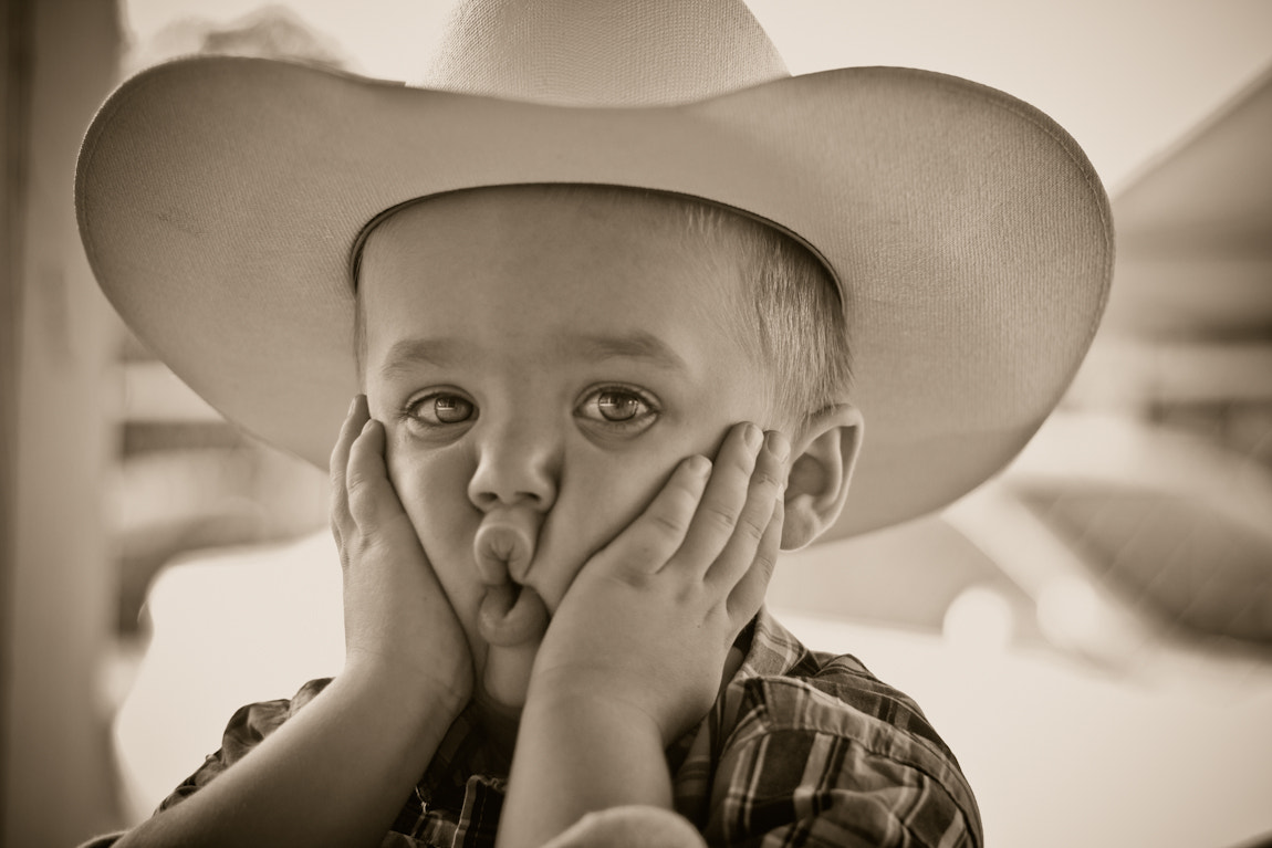Photograph Cowboy up by Christina Witham on 500px