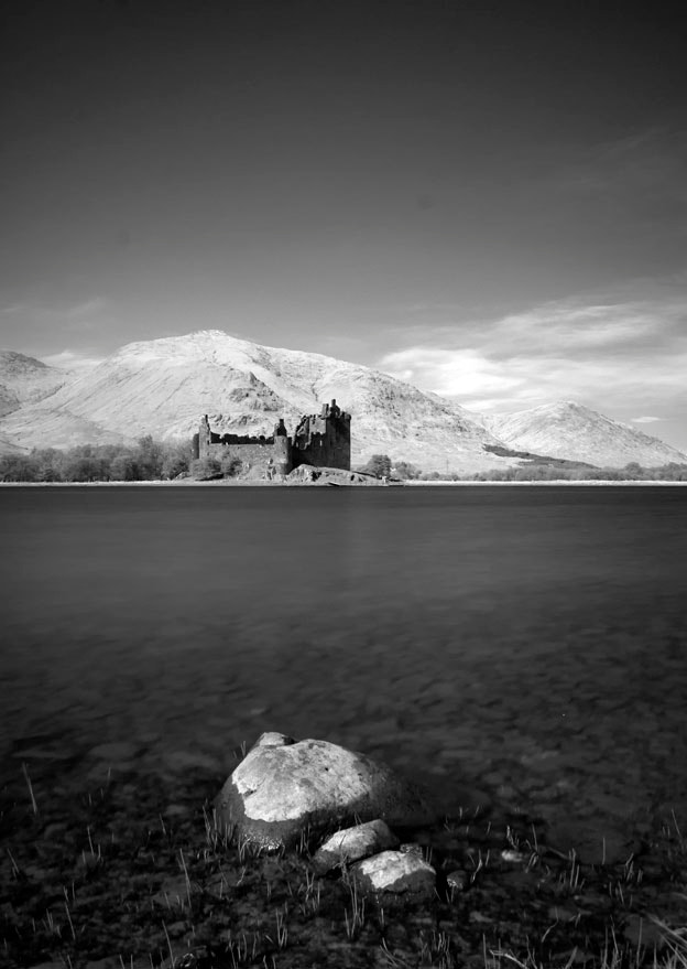 Photograph Loch Awe Castle by Ian Potter on 500px