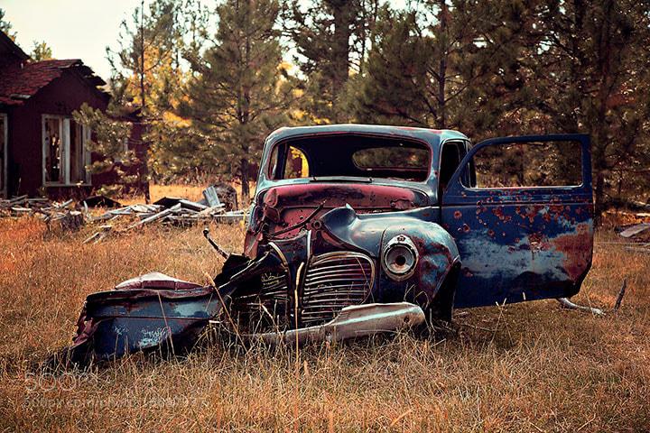 Photograph Bonnie and Clyde by Deborah Johnson on 500px
