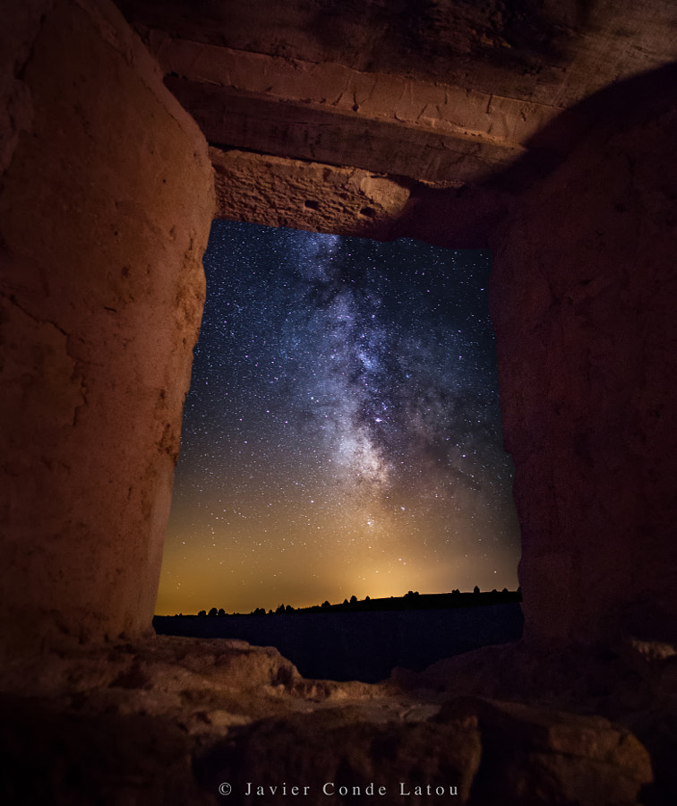 stellar window by Javier Conde Latou on 500px.com