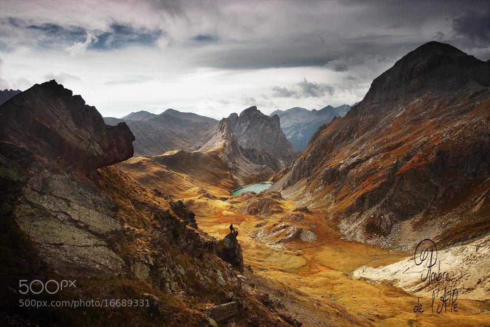 Photograph The Ephemeral Lands of Fire by Ambre De l'AlPe on 500px