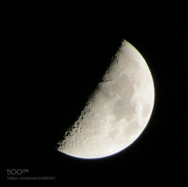 Photograph Moon. by michele  tortorici on 500px