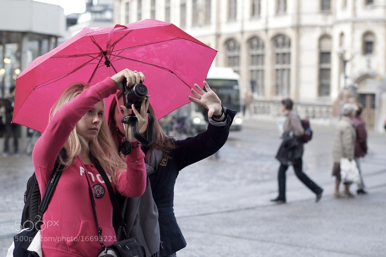 Photograph The pink tourist by Patrick Pielarski on 500px