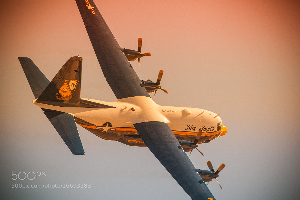 "Photograph C-130 Hercules ""Fat Albert"" by RobertLBrett on 500px"