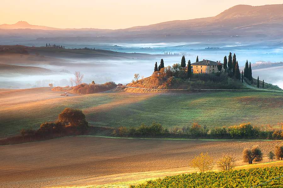 Tuscany light by Adnan Bubalo on 500px.com