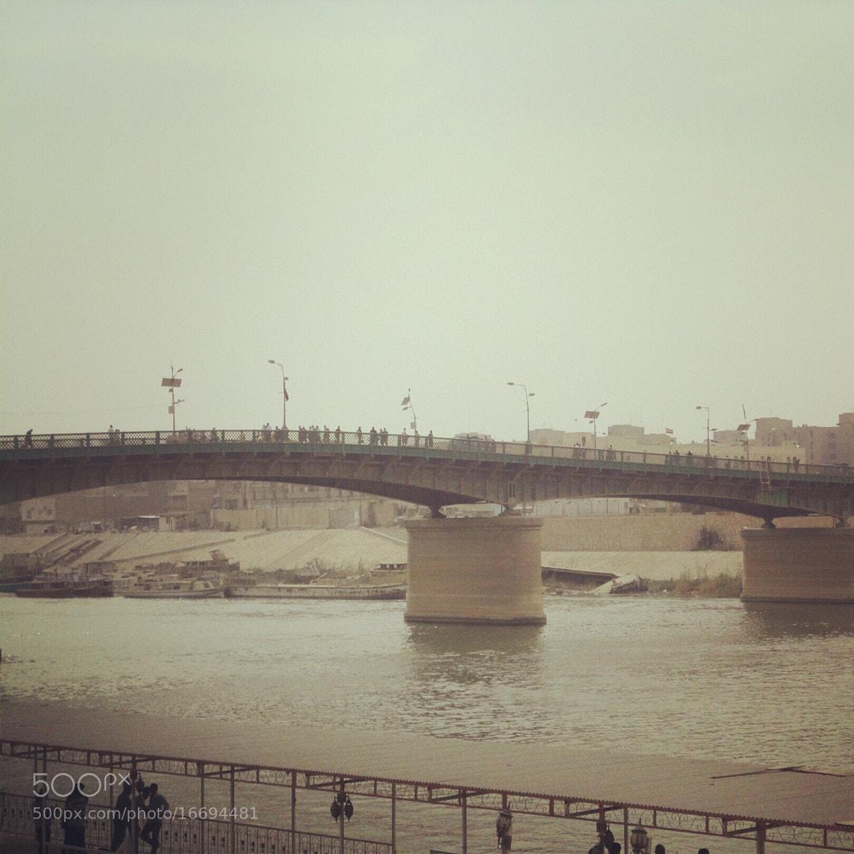 Photograph Al-Shuhada Bridge by NoNa Mohammed on 500px