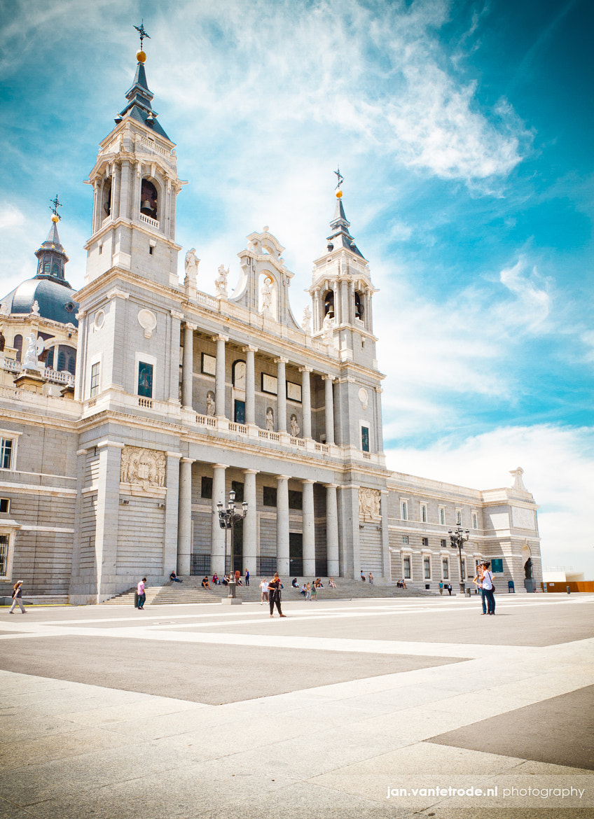 Photograph Almudena Cathedral by Jan van Tetrode on 500px