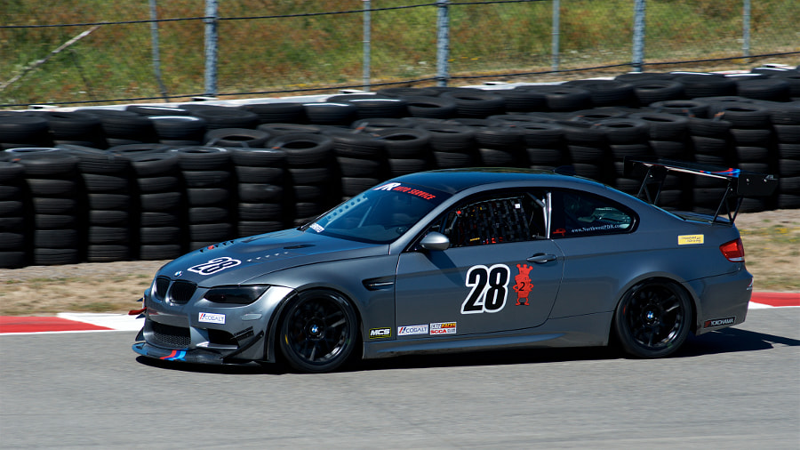 Rose Cup Race - BMW M3