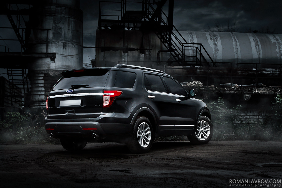 Photograph Ford Explorer by Roman Lavrov on 500px