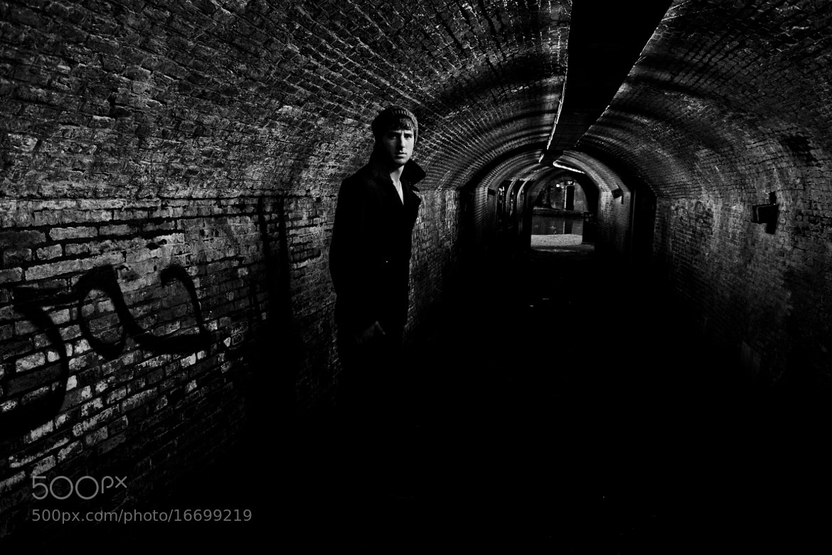 Photograph The Tunnel by Myron van Bochove on 500px