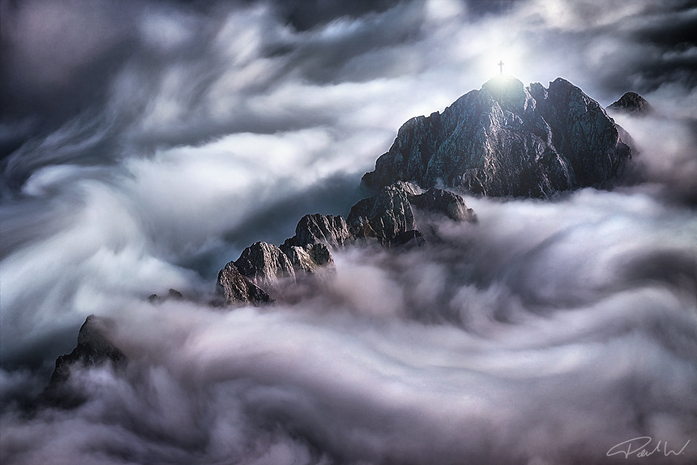 Photograph The Sign of the End by Paul Wozniak on 500px