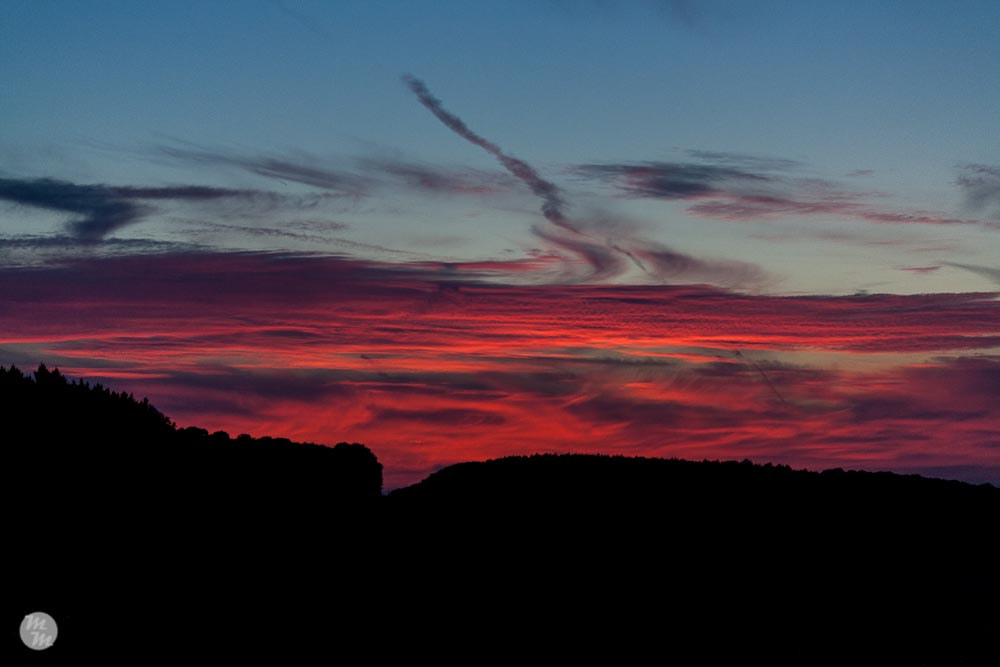 Photograph Red Sunset by Manuela Mo on 500px