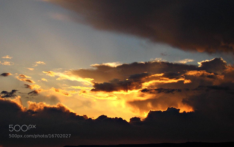 Photograph Sunset in Sivas II by Tavananna Arinna Potter on 500px