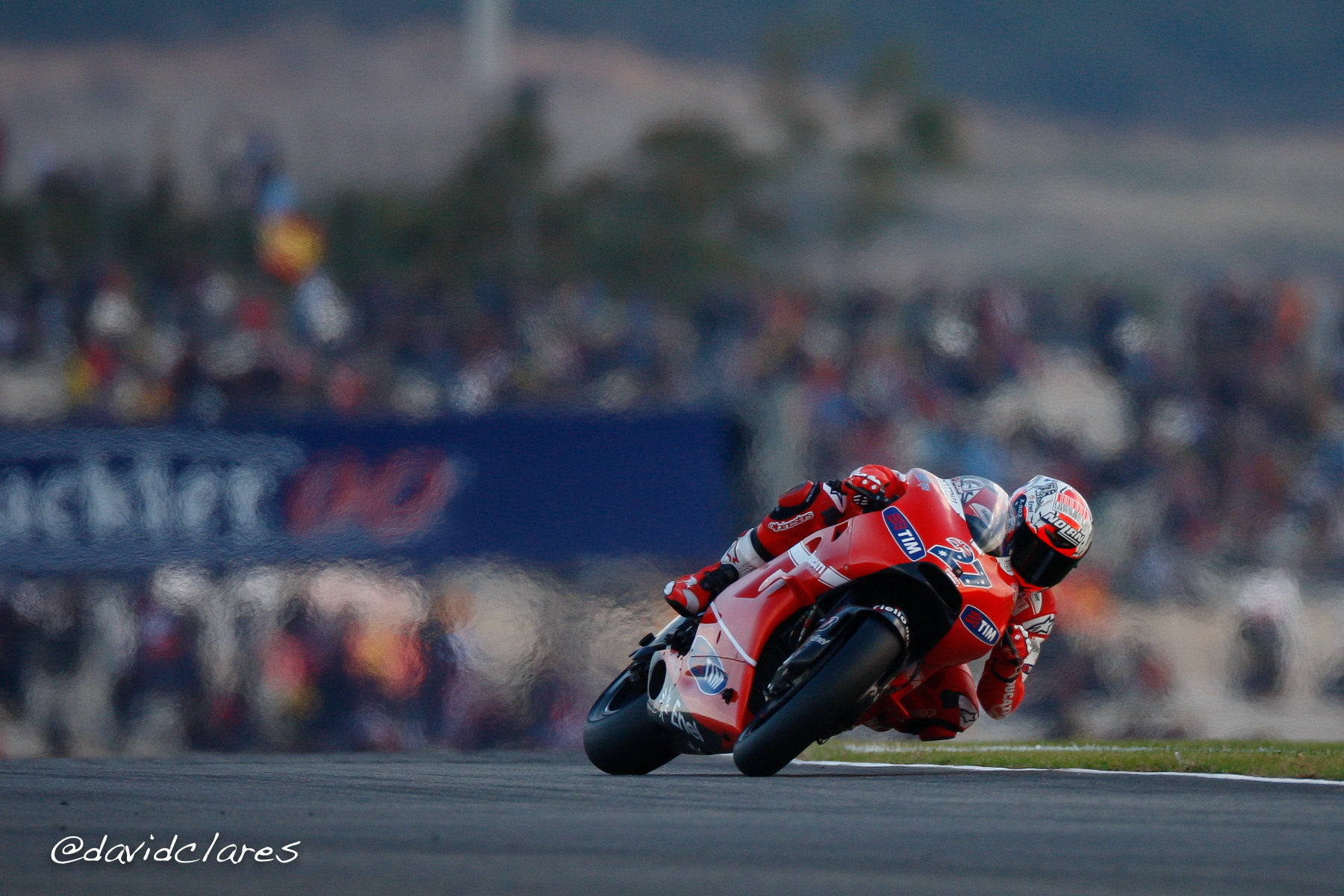 Photograph Casey Stoner REF. 0139 by David Clares on 500px