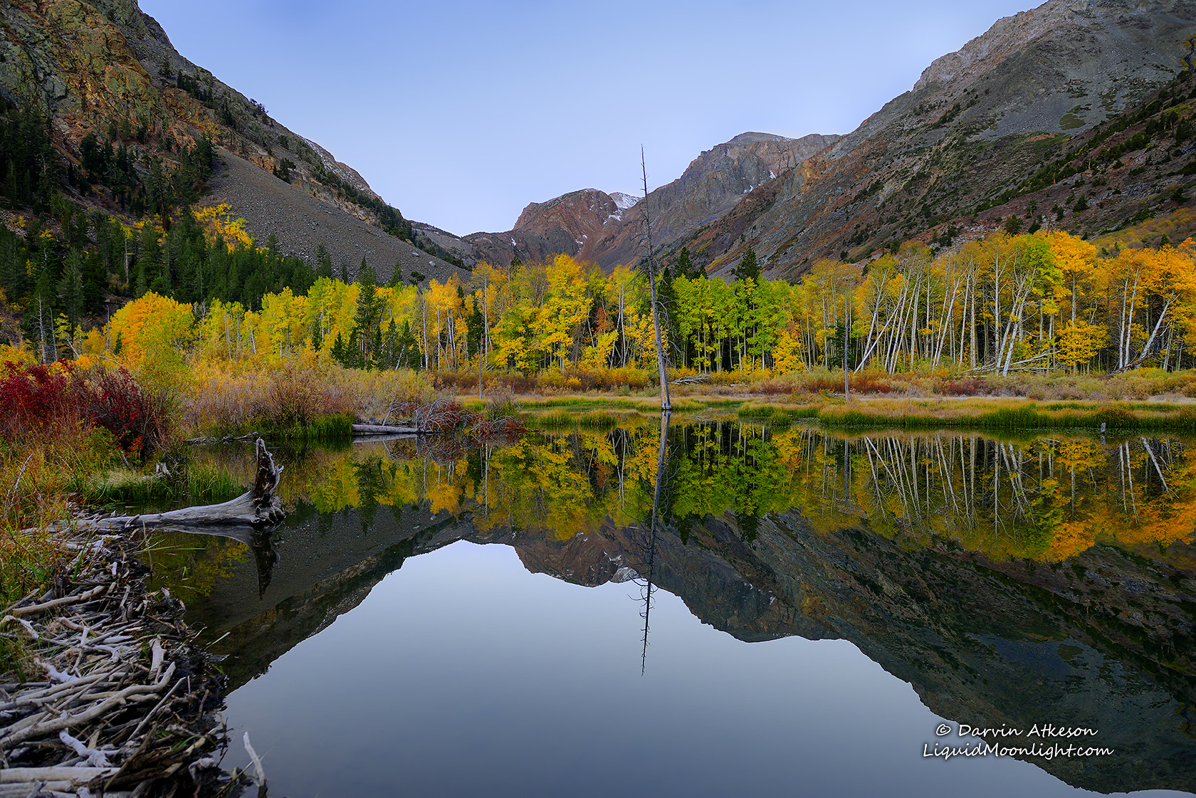 Photograph Mirror of Autumn  by Darvin Atkeson on 500px
