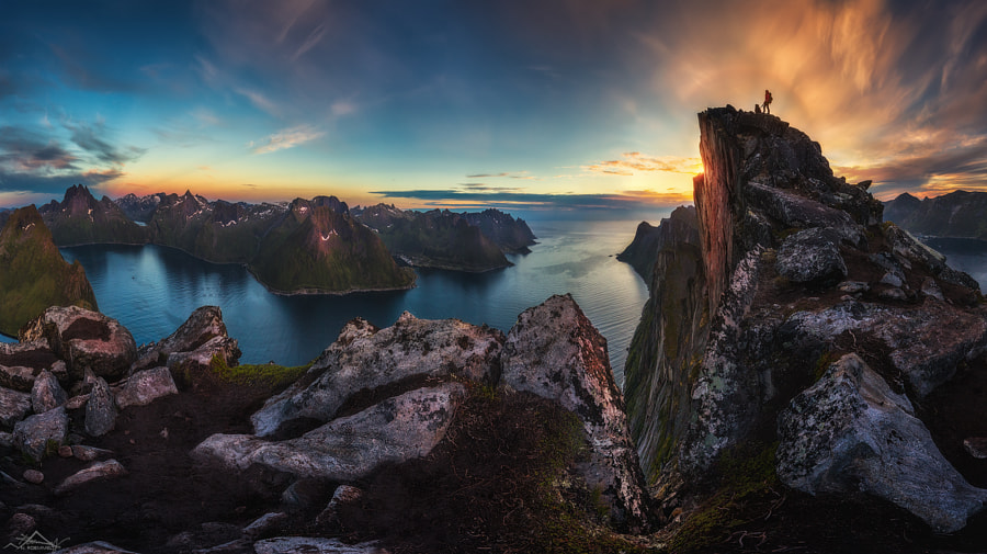 The Vista by Nicholas Roemmelt on 500px.com