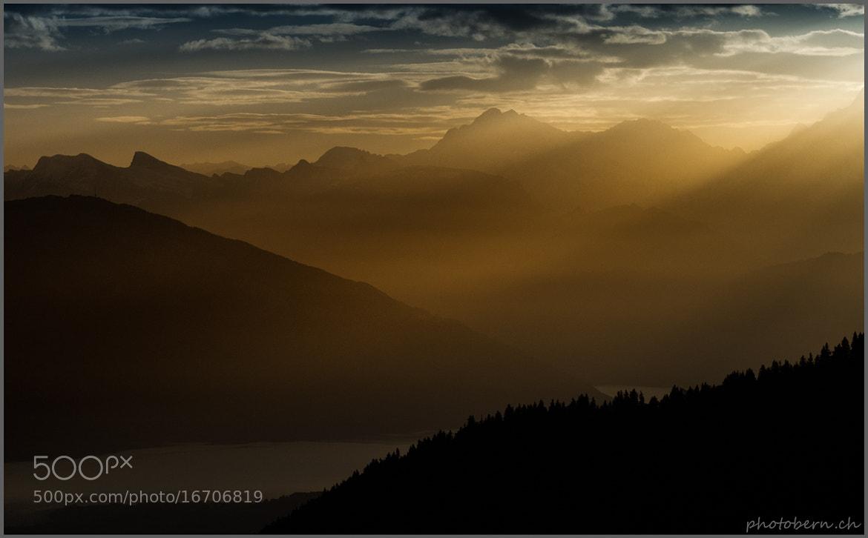 Photograph Licht&Nebenl by Markus Hulliger on 500px