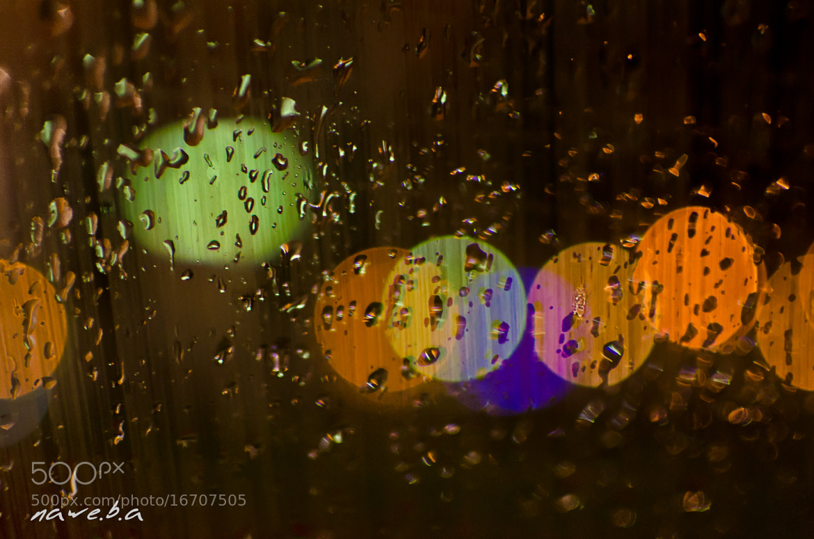 Photograph bokeh rainy by nahuel baz andrade on 500px