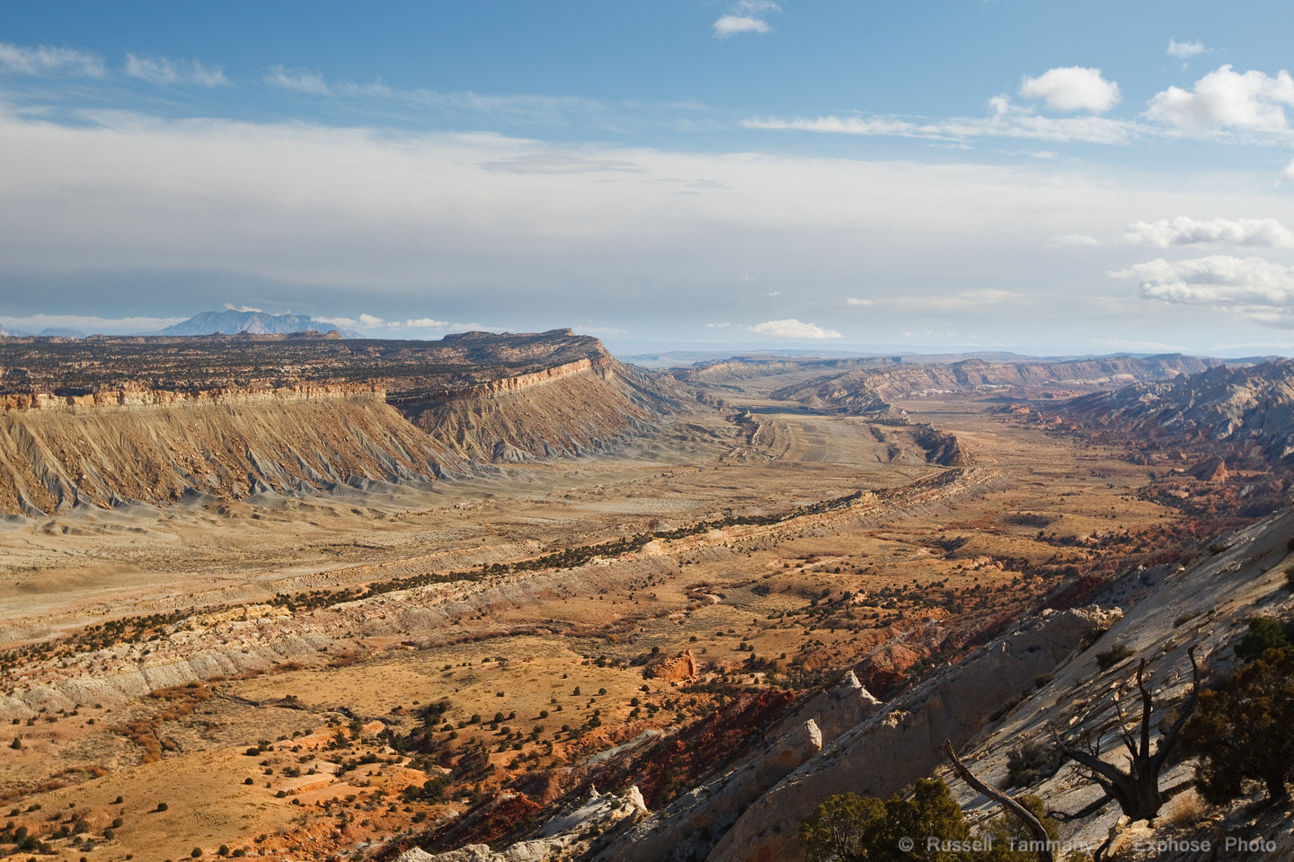 Photograph Strike Valley, Capitol Reef by Russell Tammany on 500px
